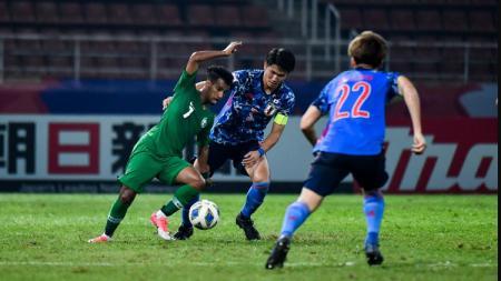 Hasil Penyisihan Grup Piala Asia U-23 2020: Jepang Ditumbangkan Arab Saudi. - INDOSPORT