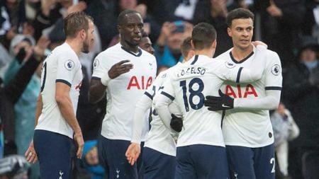 Tottenham Hotspur menjadi klub terkaya di London setelah tampil sebagai finalis Liga Champions 2018-2019. - INDOSPORT