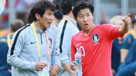 Berikut 3 modal besar Gong Oh-kyun bisa menjabat sebagai pelatih anyar Timnas Indonesia U-20 yang bakal mempersiapkan tim untuk Piala Dunia U-20 2021 mendatang. - INDOSPORT