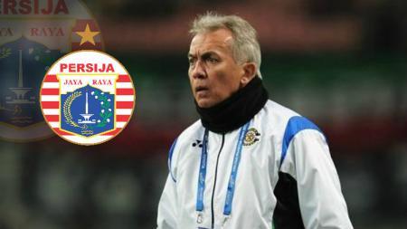 Nelson Baptista menjadi satu dari lima nama kandidat pelatih yang bisa segera tangani klub peserta Liga 1 2021, Persija Jakarta. - INDOSPORT
