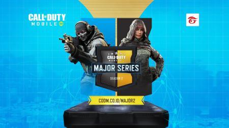 Garena Indonesia rilis turnamen Call of Duty: Mobile, bertajuk Major Series season 2 pada Januari-Februari 2020, dengan hadiah yang fantastis. - INDOSPORT