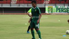 Indosport - Winger klub Liga 1 Persebaya, Osvaldo Haay sudah ikut latihan di Stadion Gelora Bung Tomo (GBT), Jumat (10/01/20).
