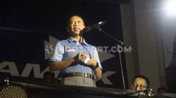 Menpora Zainuddin Amali mengapresiasi inisiatif Pemerintah Kabupaten Gorontalo yang membangun sirkuit balap di Bongohulawa, Kabupaten Gorontalo.