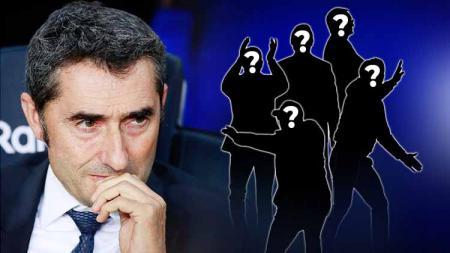Ketimbang Xavi, 5 pelatih ini lebih pantas gantikan Valverde di Barcelona. - INDOSPORT
