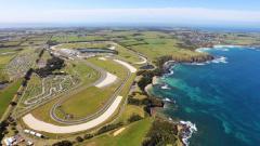Indosport - Sirkuit MotoGP Phillip Island di Australia