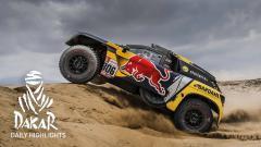 Indosport - Ilustrasi Reli Dakar 2020.