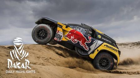 Ilustrasi Reli Dakar 2020. - INDOSPORT