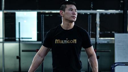 Memasuki 2020, petarung Mixed Martial Art (MMA) One Pride yang berlaga di kelas Welter, Rudy 'Ahong' Gunawan, mendapatkan suntikan semangat baru. - INDOSPORT