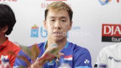 Indosport - Pebulutangkis ganda putra Indonesia, Marcus Fernaldi Gideon.