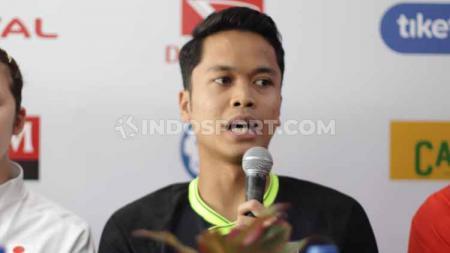 Dukungan pendukung bisa jadi pedang bermata dua bagi wakil Tanah Air, Anthony Sinisuka Ginting di Indonesia Masters 2020. - INDOSPORT