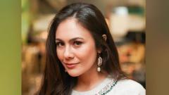 Indosport - Wulan Guritno blak-blakkan soal rahasia punya tubuh indah.