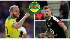Indosport - Jauh sebelum menjadi bagian Tira Persikabo di Liga 1 2020, Pennanen nyatanya pernah satu tim dengan top skor klub Liga Inggris Norwich City, Teemu Pukki.