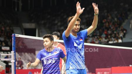 Apriyani Rahayu Duet Sama Tontowi Ahmad di Indonesia Masters 2020, Greysia Polii: Dia Kebo. - INDOSPORT