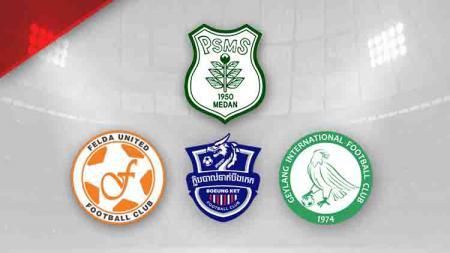 Turnamen pramusim internasional bernama Edy Rahmayadi Cup rencananya dimulai Kamis (16/01/20) besok hari, berikut profil 3 klub calon lawan PSMS Medan. - INDOSPORT