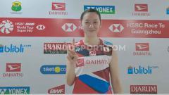 Indosport - Sayaka Takahashi