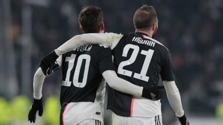 Pihak kepolisian sempat gagalkan usaha 'kabur' bintang Juventus, Gonzalo Higuain dari Italia karena virus Corona. - INDOSPORT