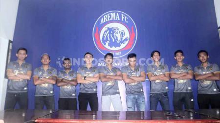 General Manager Arema FC, Ruddy Widodo, mematok target perihal komposisi pemain untuk mengarungi kompetisi Liga 1 musim 2020, akan komplit pada akhir Januari mendatang. - INDOSPORT