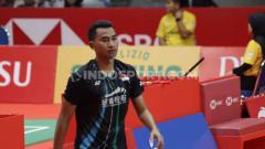 Indosport - Jelang bergulirnya Thailand Open, Federasi Bulutangkis Dunia (BWF) menyoroto rekor fantastis dari tunggal putra Indonesia Tommy Sugiarto.