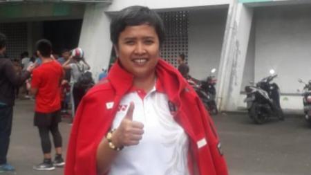 Pelatih pelatnas Wushu asal Medan, Sumut, Novita, mengatakan atlet-atlet Wushu Sumut masih tetap mampu bersaing untuk merebut tempat dalam program Pelatnas. - INDOSPORT