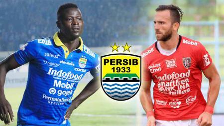 Striker naturalisasi Ilija Spasojevic tampaknya bisa jadi opsi ideal sebagai pengganti Ezechiel N'Douassel di Persib Bandung. - INDOSPORT