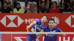 Indosport - Inilah total hadiah yang bisa dibawa pulang oleh pasangan ganda putri Greysia Polii/Apriyani Rahayu andai meraih juara di turnamen Spain Masters 2020.