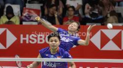 Detik-detik Penyelamatan Heroik Greysia Polii yang Berbuah Tiket Semifinal Indonesia Masters 2020.