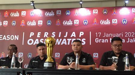 Tim promosi Liga 2 2020, Persijap Jepara, mengambil langkah besar demi mewujudkan mimpi menjadi lebih modern. Mereka akan memakai nama baru. - INDOSPORT