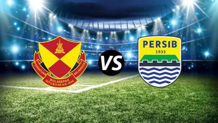 Sedang Berlangsung, Link Live Streaming Persib Bandung vs Selangor FA di Asia Challenge Cup 2020. - INDOSPORT