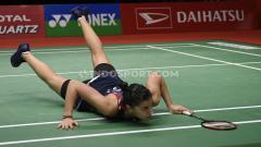 Indosport - Wasit Indonesia, Jauhari Latif, mengaku merasa berdosa kepada tungga putri Spanyol, Carolina Marin. Ia pun berharap dapat bertemu sang atlet dan mengucap maaf.