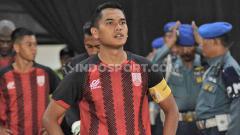 Indosport - Gelandang Okky Derry Andryan kapten baru Persis Solo di kompetisi Liga 2 2020.