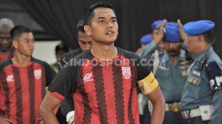 Gelandang Okky Derry Andryan kapten baru Persis Solo di kompetisi Liga 2 2020. - INDOSPORT