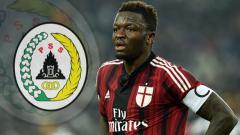 Indosport - Sulley Muntari, eks AC Milan yang diinginkan calon investor klub Liga 1 PSS Sleman.