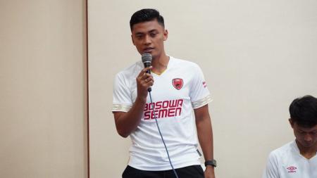 Pemain anyar PSM Makassar, Irsyad Maulana, siap mengarungi Liga 1 2020. - INDOSPORT
