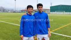 Indosport - Baru 16 tahun, pemain Garuda Select akan mengantongi lisensi kepelatihan dari The FA Inggris.