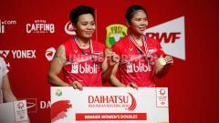 Indosport - Sebelum sukses bersama Greysia Polii, Apriyani Rahayu pernah berpasangan dengan sejumlah pemain, lalu apa kabar para eks partner Apriyani Rahayu sekarang?