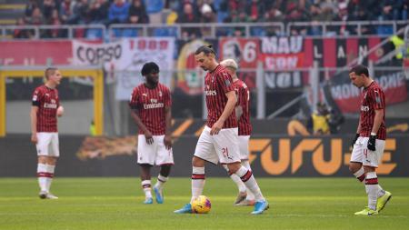 Duo Milan dan Raksasa Italia yang Sempat Dililit Masalah Keuangan - INDOSPORT