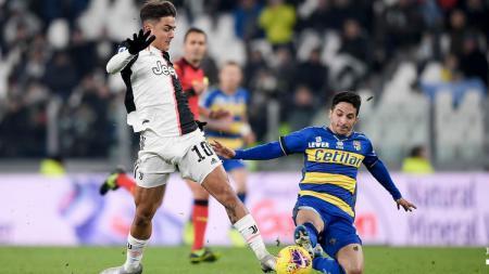 Rekap Hasil Pertandingan Serie A Liga Italia: Inter Imbang, Juventus Menang Tipis - INDOSPORT