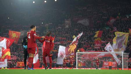 Yakin Liverpool sudah pasti juarai Liga Inggris, Virgil van Dijk selaku pemainnya masih gusar akan suatu hal penting. - INDOSPORT