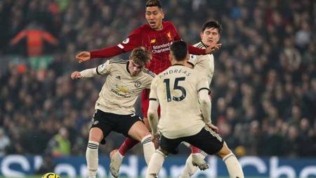 Pelatih Manchester United, Ole Gunnar Solskjaer, ungkap penyebab mengapa timnya bisa dipecundangi Liverpool di laga Liga Inggris 2019-2020 lanjutan. - INDOSPORT