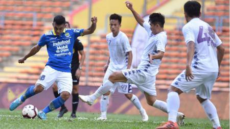 Seusai tampil di Turnamen Asia Challenge 2020, klub Liga Super Malaysia Selangor FA, anggap Persib Bandung sebagai teman. - INDOSPORT