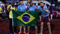 Indosport - Wanderley Machado Da Silva Junior, Pelatih Asal Brasil Juga Tertarik Tangani Arema di Liga 1 2020
