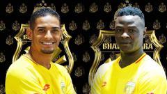 Indosport - Bhayangkara vs Petaling Jaya: Intip Perbandingan Harga Skuat Kedua Tim