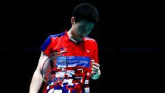 Indosport - Usai mendapat ultimatum dari BAM, pebulutangkis yang sukses mengalahkan wakil Indonesia, Cheam June Wei langsung keok di Thailand Masters 2020.