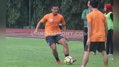 Indosport - Mantan bek Timnas Indonesia U-19, M. Hamdan Zamzani dipastikan kembali bergabung dengan klub Liga 1 PSS Sleman.
