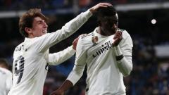 Indosport - Bintang muda Real Madrid, Alvaro Odriozola baru saja resmi bergabung ke Bayern Munchen dengan status pinjaman di bursa transfer musim dingin hingga akhir musim 2019/2020 nanti.