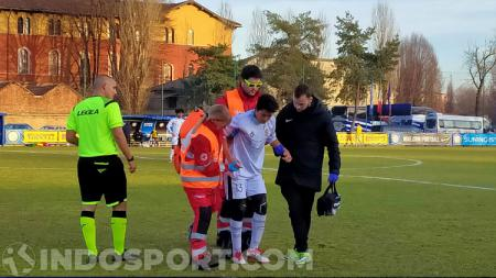 Hasil pertandingan uji coba Inter Milan U-17 vs Garuda Select II berakhir dengan skor 3-2, Rabu (22/01/20) waktu setempat. - INDOSPORT