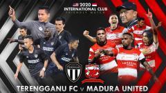 Indosport - Terdapat perbedaan yang cukup menonjol akan harga skuat dari Madura United dan Terengganu FC jelang bertanding dalam laga uji coba.