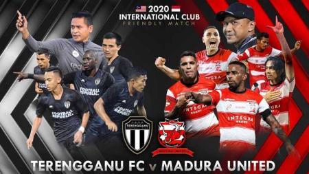 Sedikitnya ada 3 pemain Terengganu FC yang patut diwaspadai Madura United dalam ajang uji coba internasional Jumat (24/01/20). - INDOSPORT