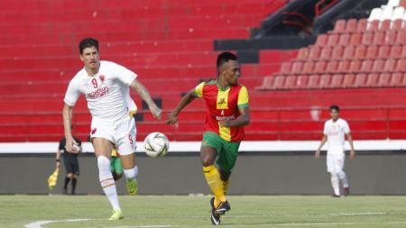 Berikut tersaji jadwal pertandingan babak play-off leg ke-2 kompetisi sepak bola Piala AFC 2020 antara PSM Makassar vs Lalenok United. - INDOSPORT
