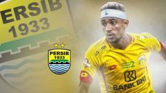 Indosport - Dirumorkan gabung Persib Bandung di Liga 1 2020, Bruno Matos dapat ungkapan kasar di Wikipedia.